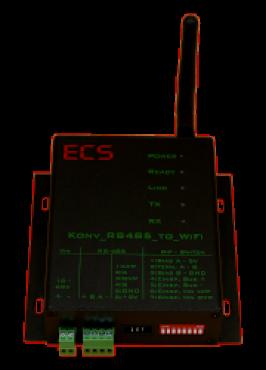RS485 BUS Konverter (Wifi, Ethernet, USB)