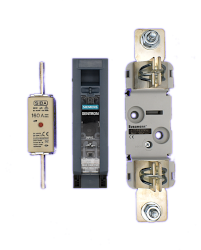 NH Fuses and holder